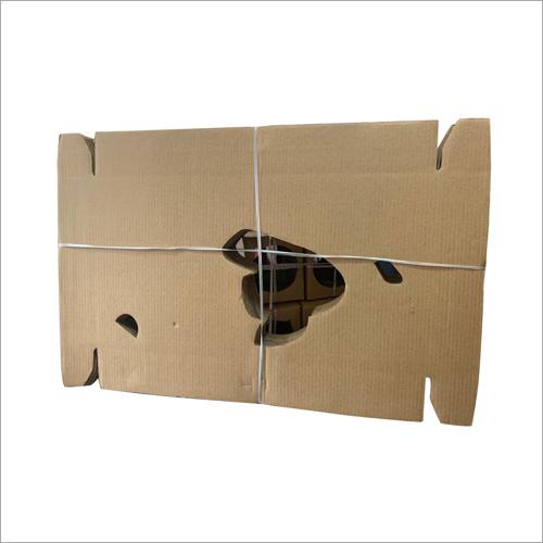 Brown Paper Printed Carton Box