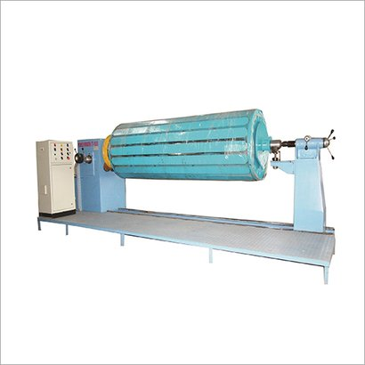 Low Energy Consumption Heavy Coil Winding Machine