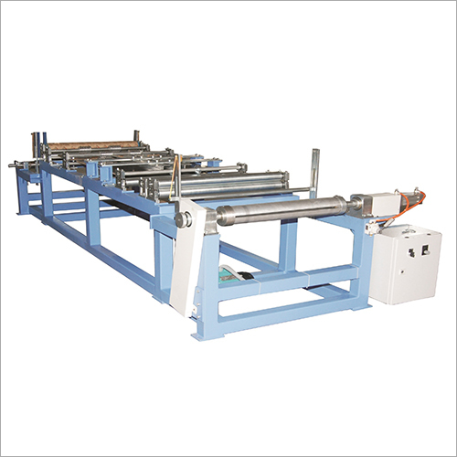 Paper Edge Folding Machine