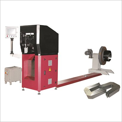 Crgo Unicore Cutting And Forming Machine Power Source: Electricity