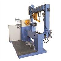 Semi Automatic LV Coil Winding Machine