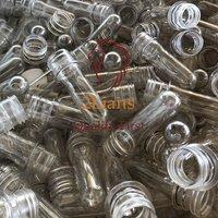 PET Preform scrap pet bottles waste recycled plastic