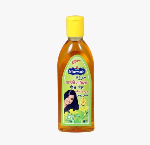 Marwah Sarso Hair Oil