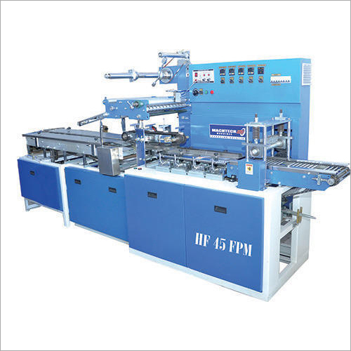 Biscuits  Packing Machine