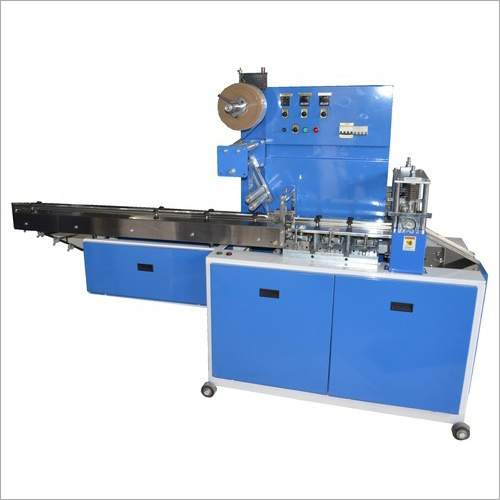 Fully Automatic Horizontal Flow Wrap Machine