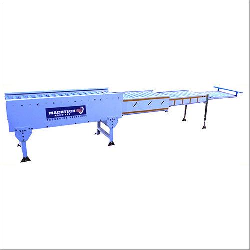 Expandable Gravity Roller Conveyor