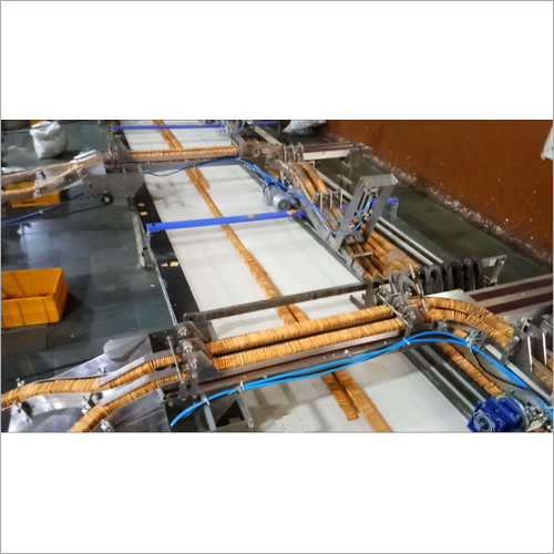 Automatic Biscuit Feeding System