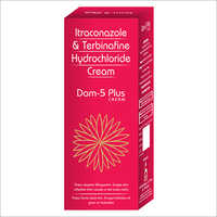 Itraconazole And Terbinafine Hydrochloride Cream