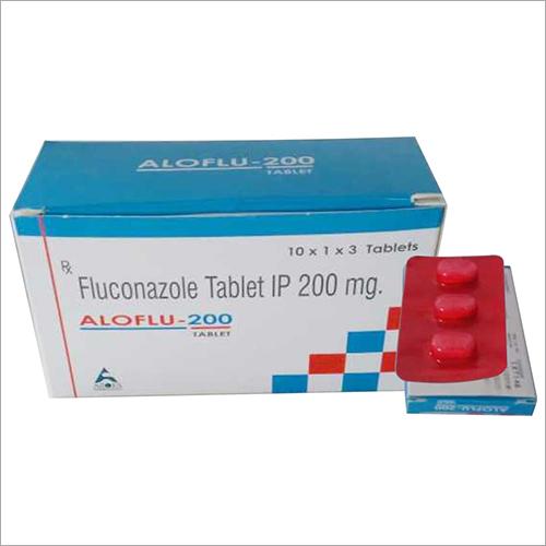 FLUCONAZOLE  TABELET 200 MG