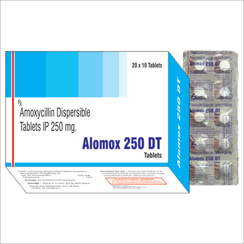 Amoxycillin Tablets ( Dispersible )