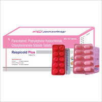 RESPICOLD PLUS TABLET