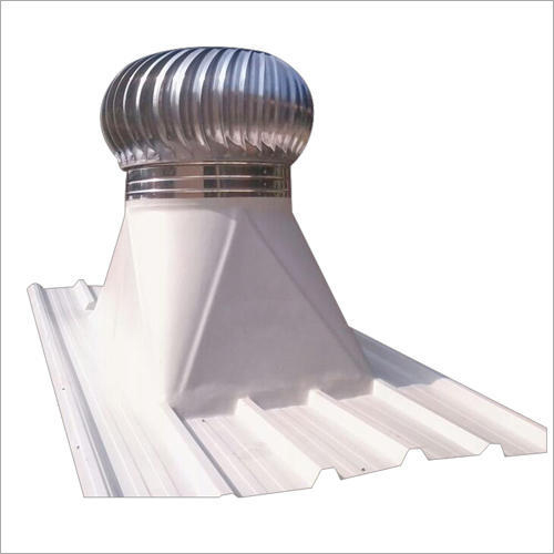 Industrial Wind Turbine Ventilator