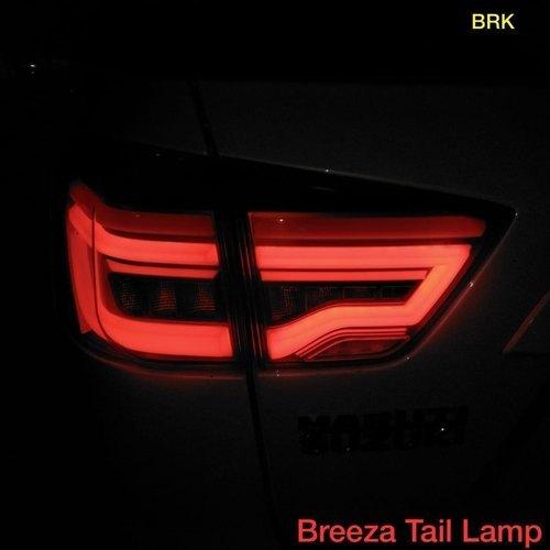 Maruti Breeza Modify Tail Light