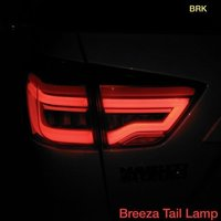 Maruti Breeza Modify Tail Light
