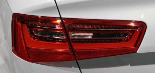 Audi A6 Tail Light Corner 2012