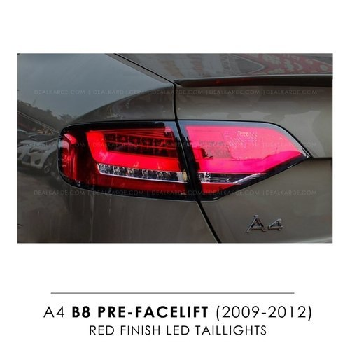 Audi A4 Modify Tail Light