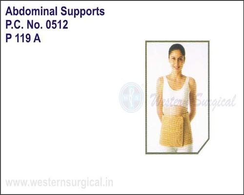 Abdominal Belts Width 10