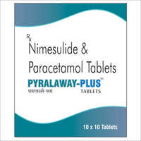 NIMESULIDE-100mg + PARACETAMOL-325mg
