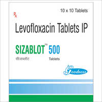 500mg LEVOFLOXACIN TABLET