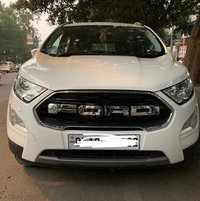 EcoSport 2019 Front Grill