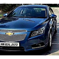 2015-17 Cruze Car Front Grill Chrome