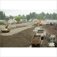 Industrial Road Construction Services