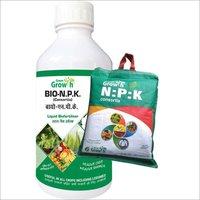 Npk Consortia Liquid Biofertilizer