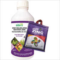 Zinc Solubilizing Bacteria (ZSB) Liquid Biofertilizer
