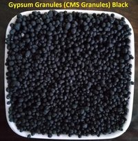 Gypsum Granules Black( cms granules)