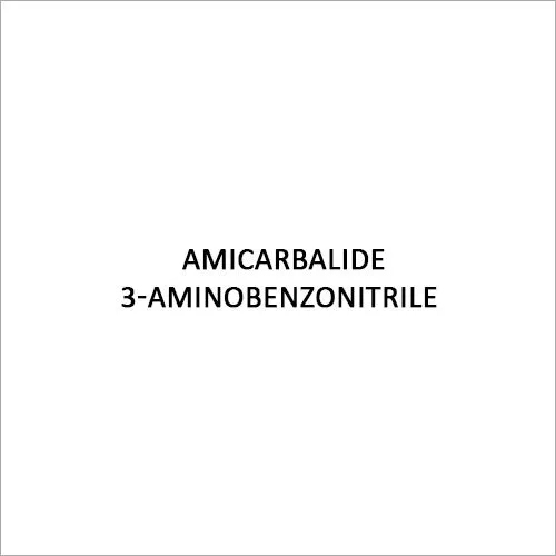 Amicarbalide Intermediate