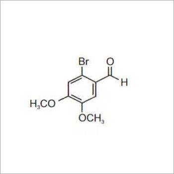 6-Bromo-4 5-dimethoxybenzaldehyde (6BR) Intermediate