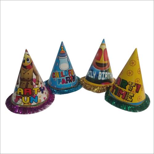 Kids Happy Birthday Cap Application: Party Purpose
