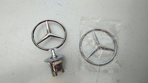 Mercedes-Benz Bonnet Logo Or Diggi Logo