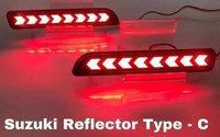Maruti Suzuki All Cars Reflector Light