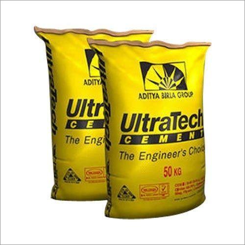 Industrial Ultratech Cement