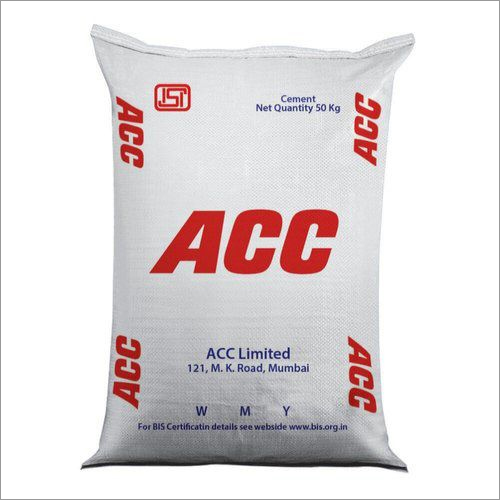 Industrial ACC Cement