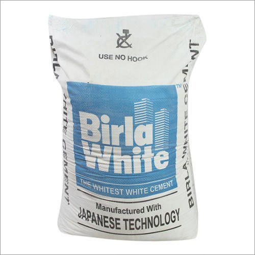50 Kg Birla White Cement