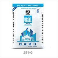 25 Kg Birla White Cement