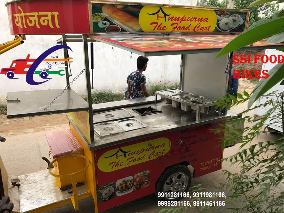 SOUTH INDIAN FOOD E-BIKE