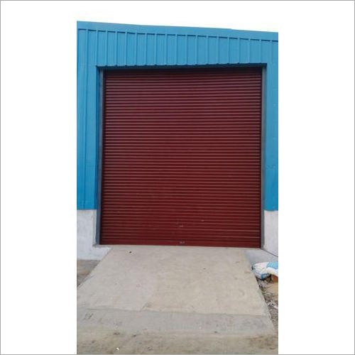 Push And Pull Rolling Shutters