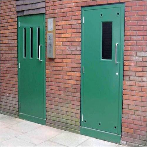Steel Automatic Door