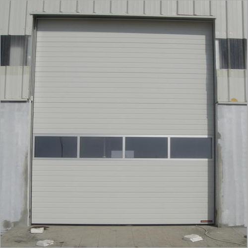 High Speed Flexible Door