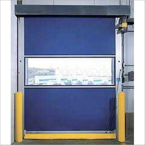 High Speed Rolling Shutter Door