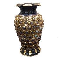 Woode Flower Vase/Pot Stone Wark