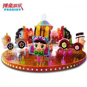new design kids and adults amusement break dance rides happy nori swing rides for sale