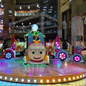 new design kids and adults amusement break dance rides happy nori swing rides for sale