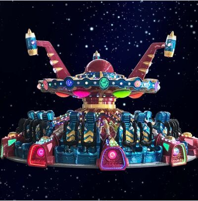 Prodigy Amusement Equipment Flying Saucer