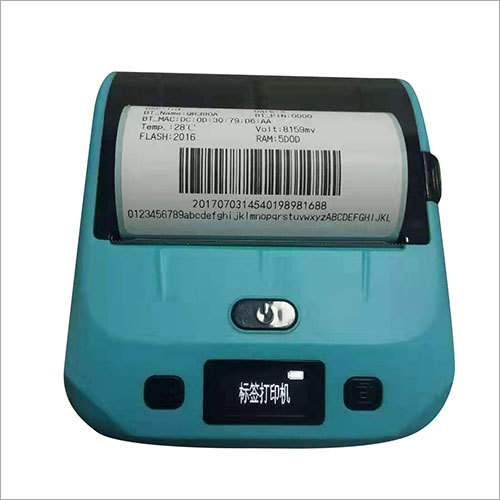 Thermal Printer With Bluetooth