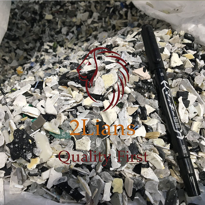 ABS mix HIPS and other plastic scrap abs waste