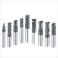 Tungsten Carbide Endmills